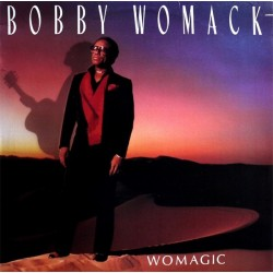 Womack ‎Bobby – Womagic|1986   MCA Records	MCA-5899