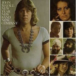 Mayall John  ‎– New Year, New Band, New Company|1975    Blue Thumb Records ‎– BTSD-6019