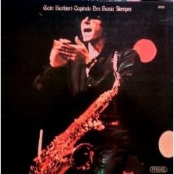 Barbieri Gato – Capitulo Dos: Hasta Siempre|1974 Impulse!, ABC Records AS-9263