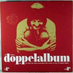 Pirchner Werner – Ein Halbes Doppelalbum|1973 Werner Pirchner – wp numero eins