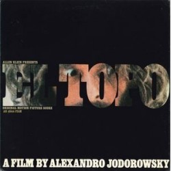 Jodorowsky Alexandro  ‎– El Topo (Original Motion Picture Score)|1971  Apple Records SWAO 3388