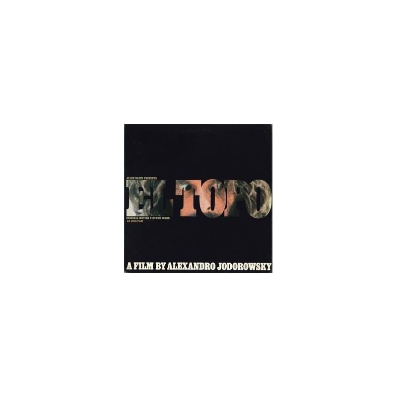 Jodorowsky Alexandro  – El Topo (Original Motion Picture Score)|1971  Apple Records SWAO 3388