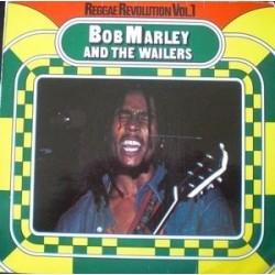 Marley Bob  & The Wailers – Reggae Revolution Vol. 1|1982   Time Wind – F 50027