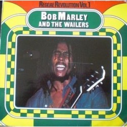 Marley Bob  & The Wailers ‎– Reggae Revolution Vol. 1|1982   Time Wind ‎– F 50027