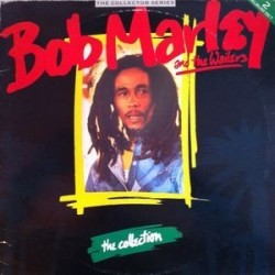 Marley Bob & The Wailers ‎– The Collection|1985   	Castle Communications	CCSLP 123
