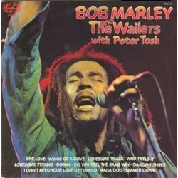 Marley Bob and The Wailers with Peter Tosh ‎|1981 Hallmark Records SHM 3048
