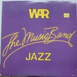 War – The Music Band Jazz|1983 MCA Records MCA 5411