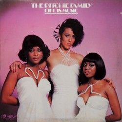 Ritchie Family ‎The – Life Is Music|1976 RCA Victor ‎– PL 30009