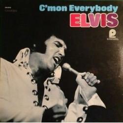 Presley Elvis – C'mon Everybody|1971 RCA International – INTS 1286