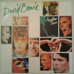 Bowie David ‎– Another Face|1981 London Records ‎– MIP-1-9324