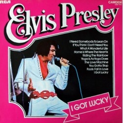 Presley Elvis – I Got Lucky|RCA Camden – CDS 1154