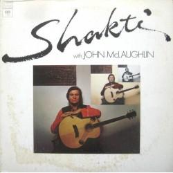 Shakti  –With John McLaughlin 1976   CBS 81388