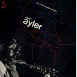 Ayler Albert – Nuits De La Fondation Maeght|1974 Shandar – 83503/83504