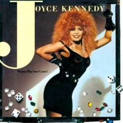 Kennedy ‎Joyce– Wanna Play Your Game!|1985 A&M Records 395 073-1