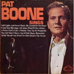 Boone Pat – Sings Hallmark Records – SHM 797