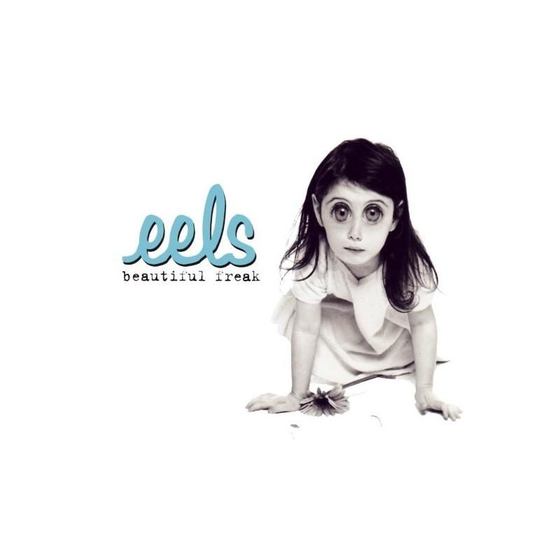 Eels – Beautiful Freak|1996     DreamWorks Records – DRLP-50001