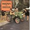 Novi Quartet – Novi In Wonderland|1968 SABA – SB 15 169