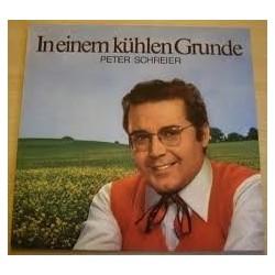 Schreier Peter – In Einem Kühlen Grunde|1974 Deutsche Grammophon – 63 722
