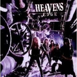 Heavens Edge – Heavens Edge|1990 CBS Records Inc. – 466816 1