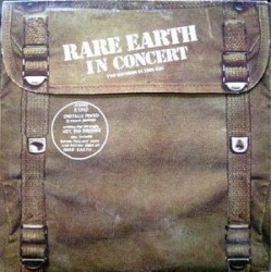 Rare Earth ‎– Rare Earth In Concert|1971 Motown 320-15-005
