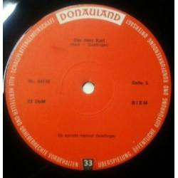 Qualtinger Helmut – Der Herr Karl|Donauland –  4112