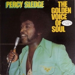 Sledge Percy – The Golden Voice Of Soul|1974 Atlantic – P-6152A-Japan Press incl. OBI !!!