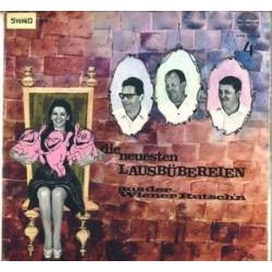 3 Lausbuben – Die Neuesten Lausbübereien Aus Der Wiener Rutsch'n|1966 Amadeo – AVRS 13018 St