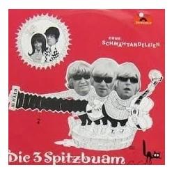 Die 3 Spitzbuam- Neue Schmähtandeleien Polydor 184620