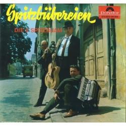 Die 3 Spitzbuam – Spitzbübereien|1966 Polydor – 94 090