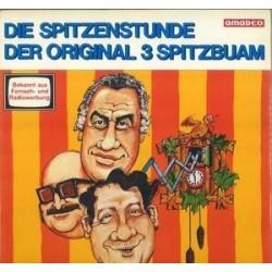 Die 3 Spitzbuben – Die Spitzenstunde Der Original 3 Spitzbuben|1979 Amadeo AVRS 9.282