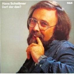 Scheibner Hans – Darf Der Das?|1979 RCA Victor – PL 28370