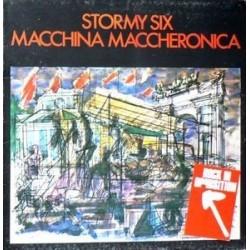 Stormy Six – Macchina Maccheronica|1988    L'Orchestra – OLPS 55009