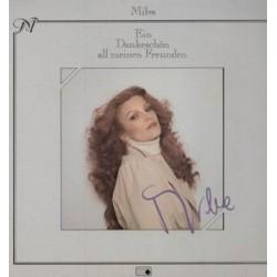 Milva – Ein Dankeschön All Meinen Freunden|1981   Metronome, Bertelsmann Club91 402 8