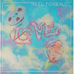 Love ‎– Reel-To-Real|1974 RSO ‎– SO 4804