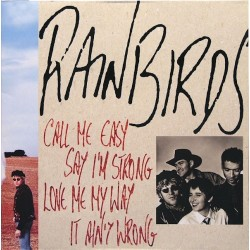 Rainbirds ‎– Call Me Easy Say I'm Strong Love Me My Way It Ain't Wrong|1989 Mercury 838 176-1
