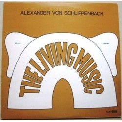 Schlippenbach ‎Alexander von – The Living Music|1972     FMP 0100
