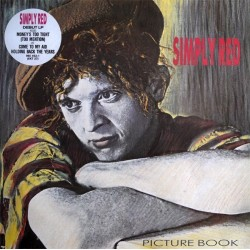 Simply Red – Picture Book|1985 Elektra EKT 27, 960 452-1