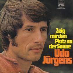 Jürgens Udo – Zeig Mir Den Platz An Der Sonne|1971 Ariola 92 974