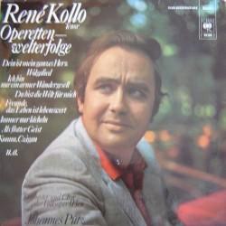 Kollo René -Operettenwelterfolge CBS S 64209