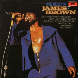 Brown James ‎– The Best Of James Brown|1981 Polydor 2499 052