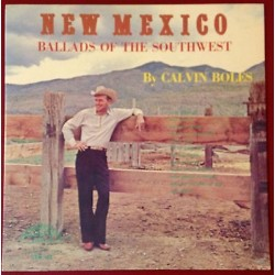 Boles Calvin -Ballads Of The Southwest|Yucca LPM 103