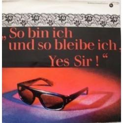 Leander Zarah – So Bin Ich Und So Bleibe Ich, Yes Sir ! 1963 Bertelsmann Schallplattenring – 31 105