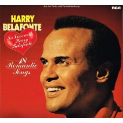 Belafonte ‎Harry – In Love With Harry Belafonte|1982 RCA ‎– PL 45317