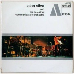 Alan Silva and The Celestrial Communication Orchestra ‎– Seasons|1970   	BYG Records	529.342-43-44
