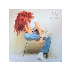 Milva – La Rossa|1980    Ricordi – 0060 381