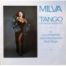 Milva – Tango - Gefühl Und Leidenschaft|1984     Ricordi40897-1