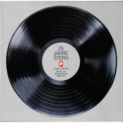 Various-25 Jahre Stern (Stern BM 000 000 1|1973)  Stern-Report Musik- und Zeitgeschichte 1948-1973. Rare Werbeplatte