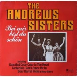 Andrews Sisters, The – Bei Mir Bist Du Schön  Abc Records – 34 4291