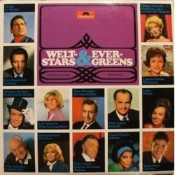 Various – Weltstars & Evergreens Donauland – 94 061