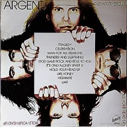 Argent ‎– Hold Your Head Up|1978 Embassy EMB 31640